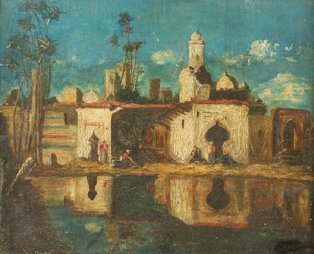 Orientalist 19th Century - 2