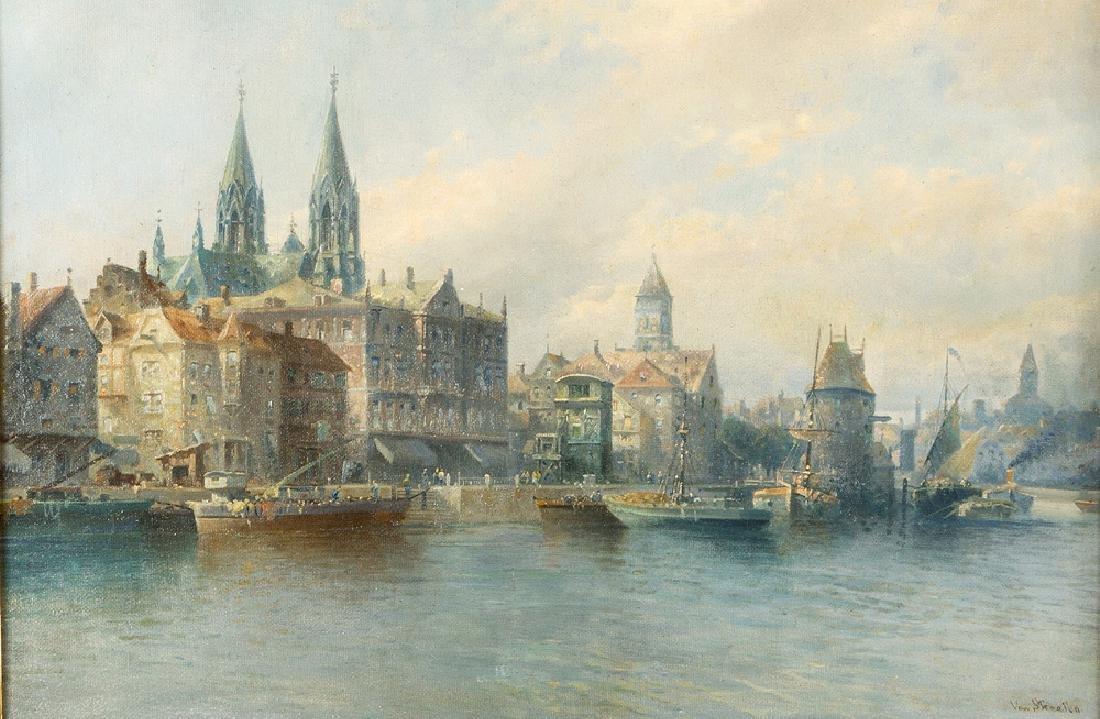 Karl Kaufmann ( 1843-1905) - 2