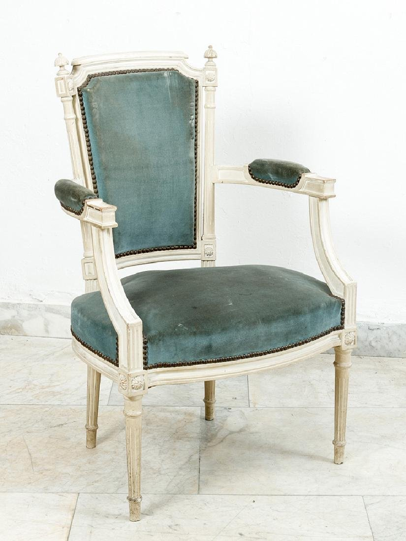 Eight French Arm Chairs - 2
