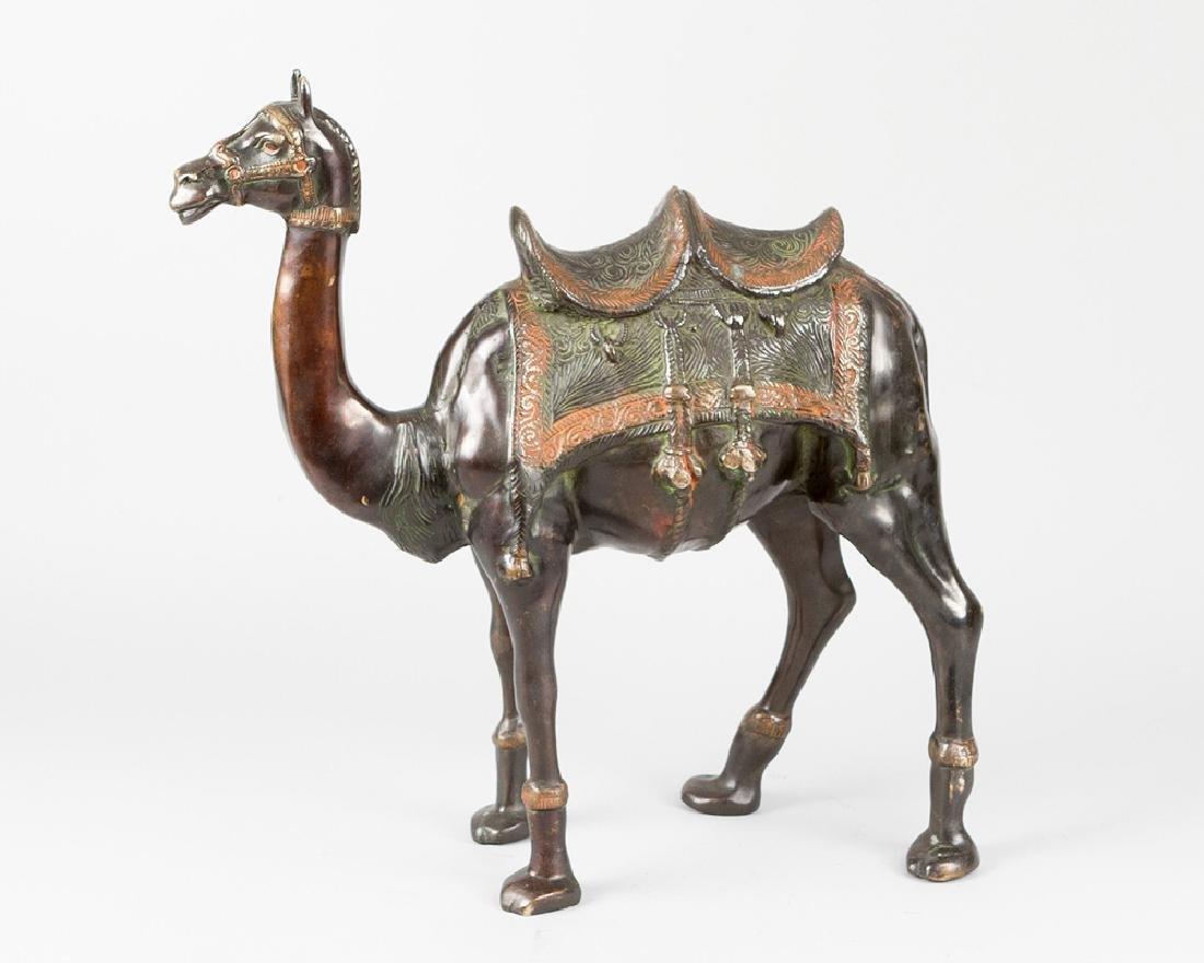 Bronze Dromedary