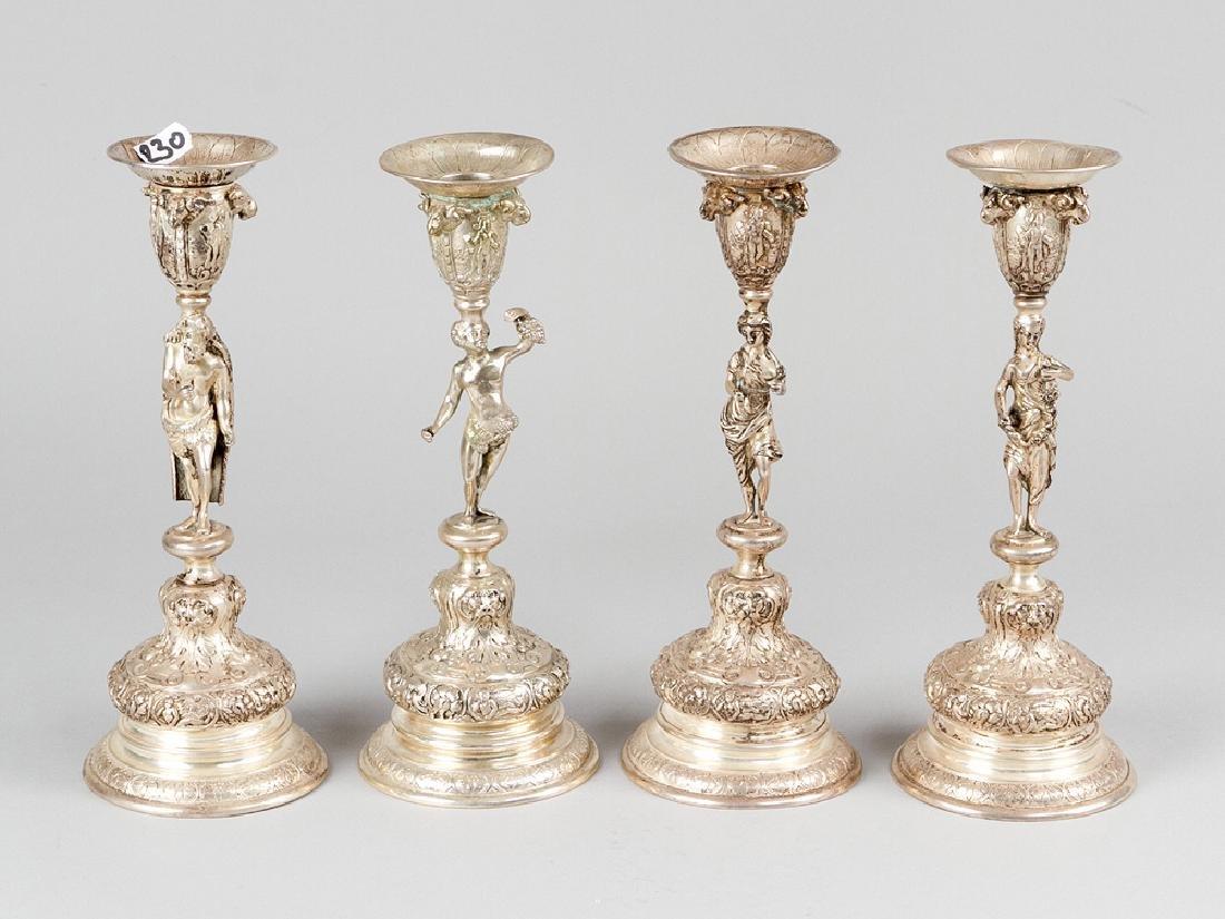 Four Seasons Candlesticks