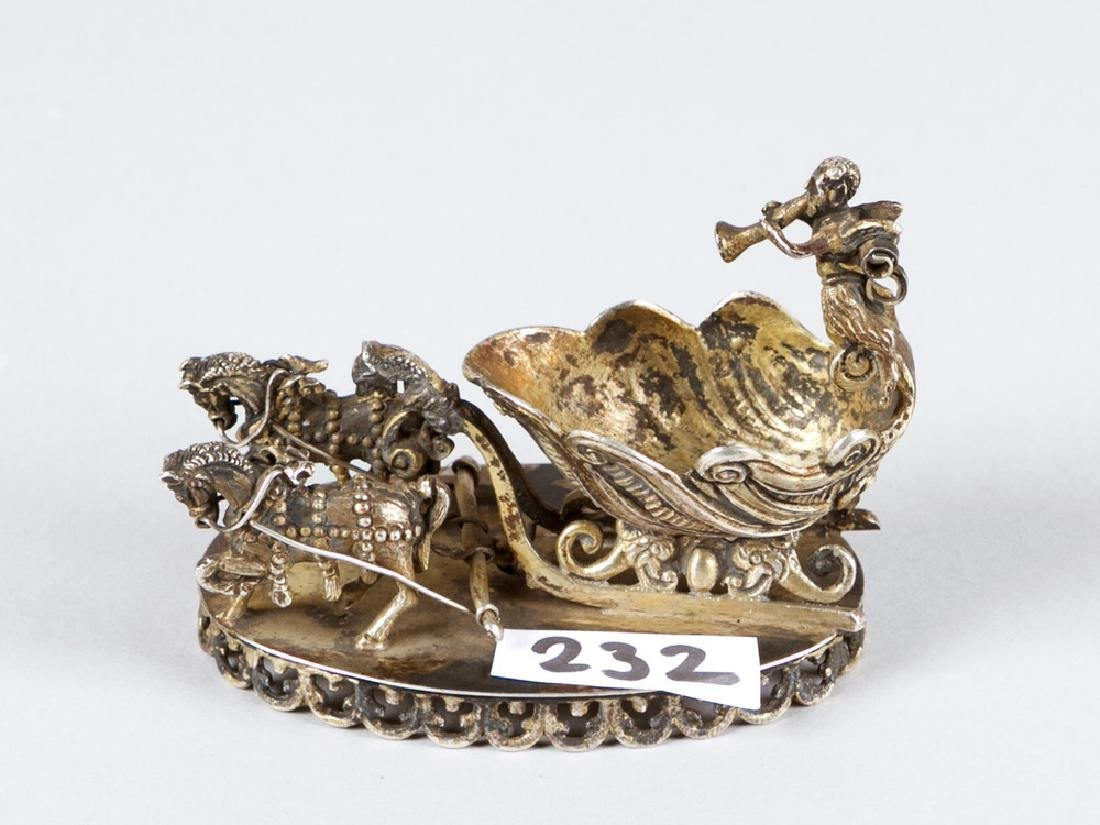 Austrian Silver Carriage