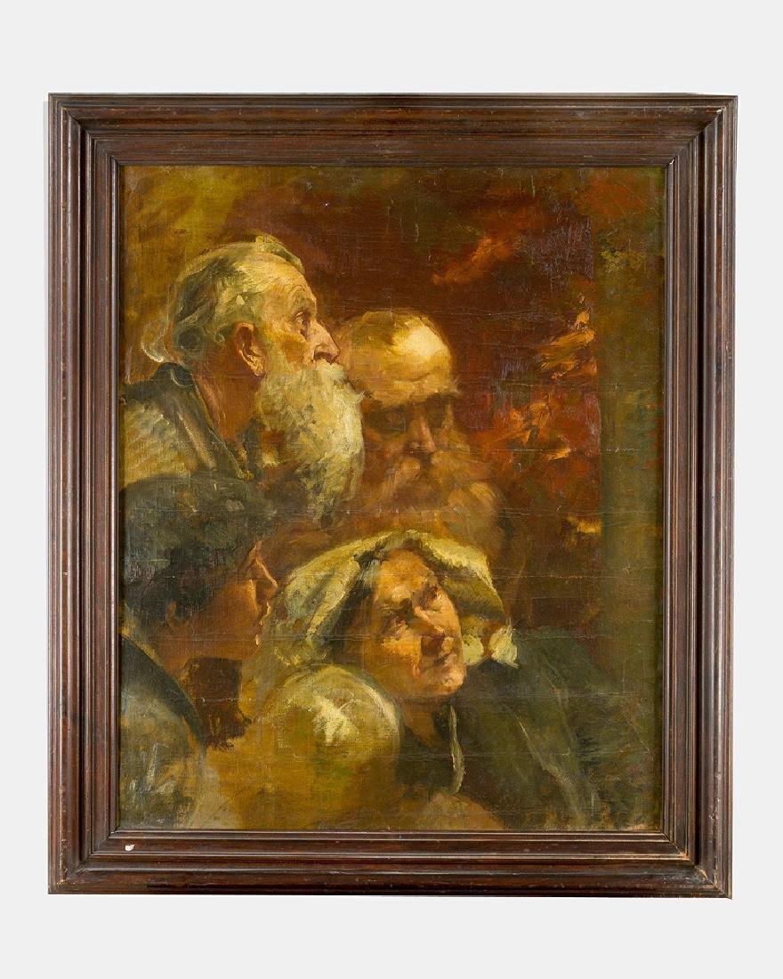 Artist around 1900