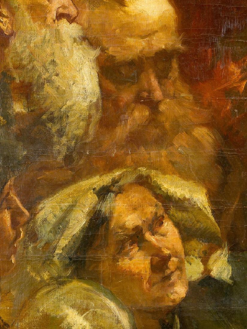 Artist around 1900 - 3