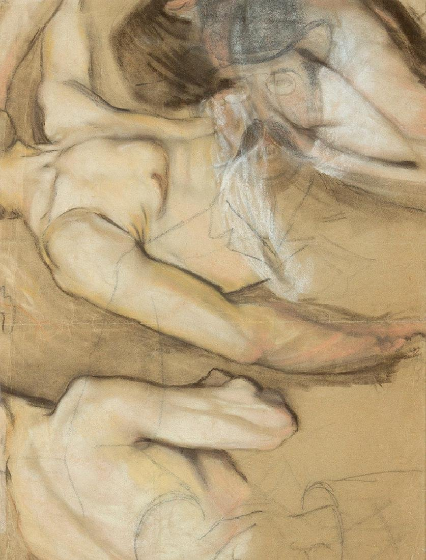 Edgar Degas (1834 -1917)- attributed - 2