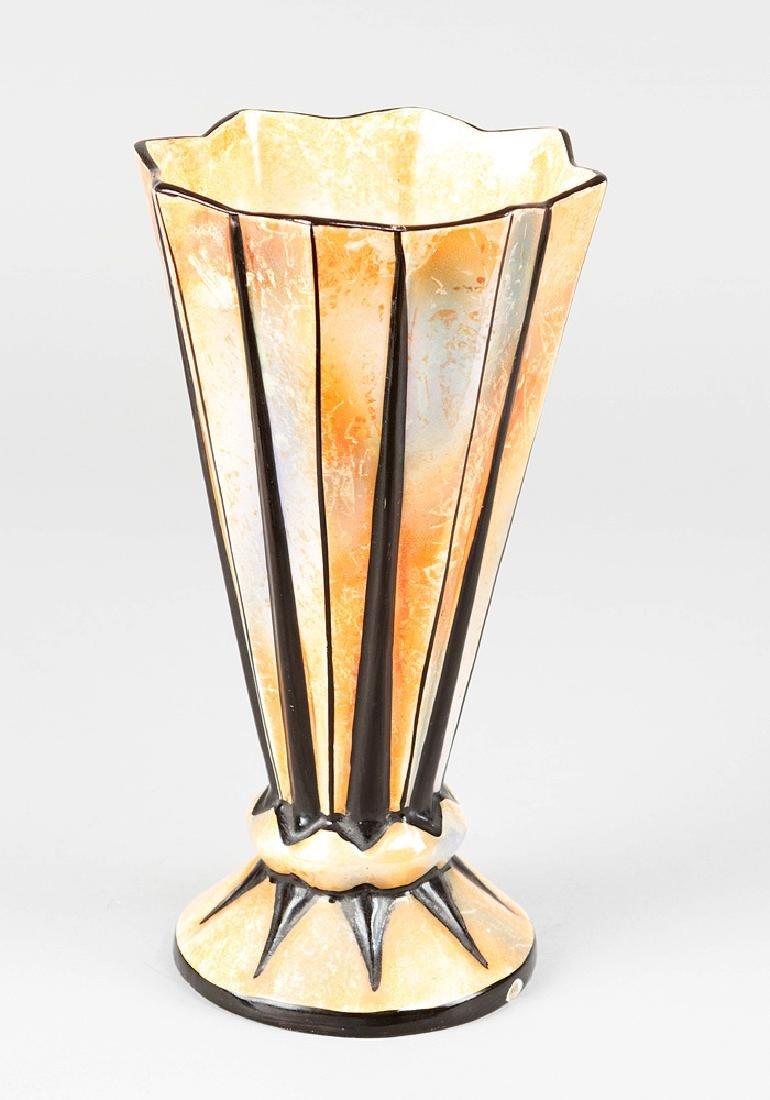 Art Deco Vase - 2