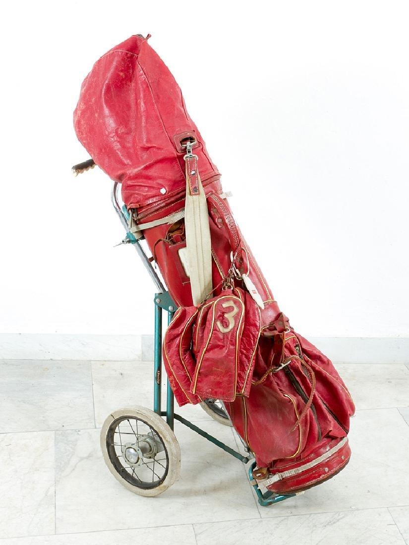 Slazenger-Golf Trolley