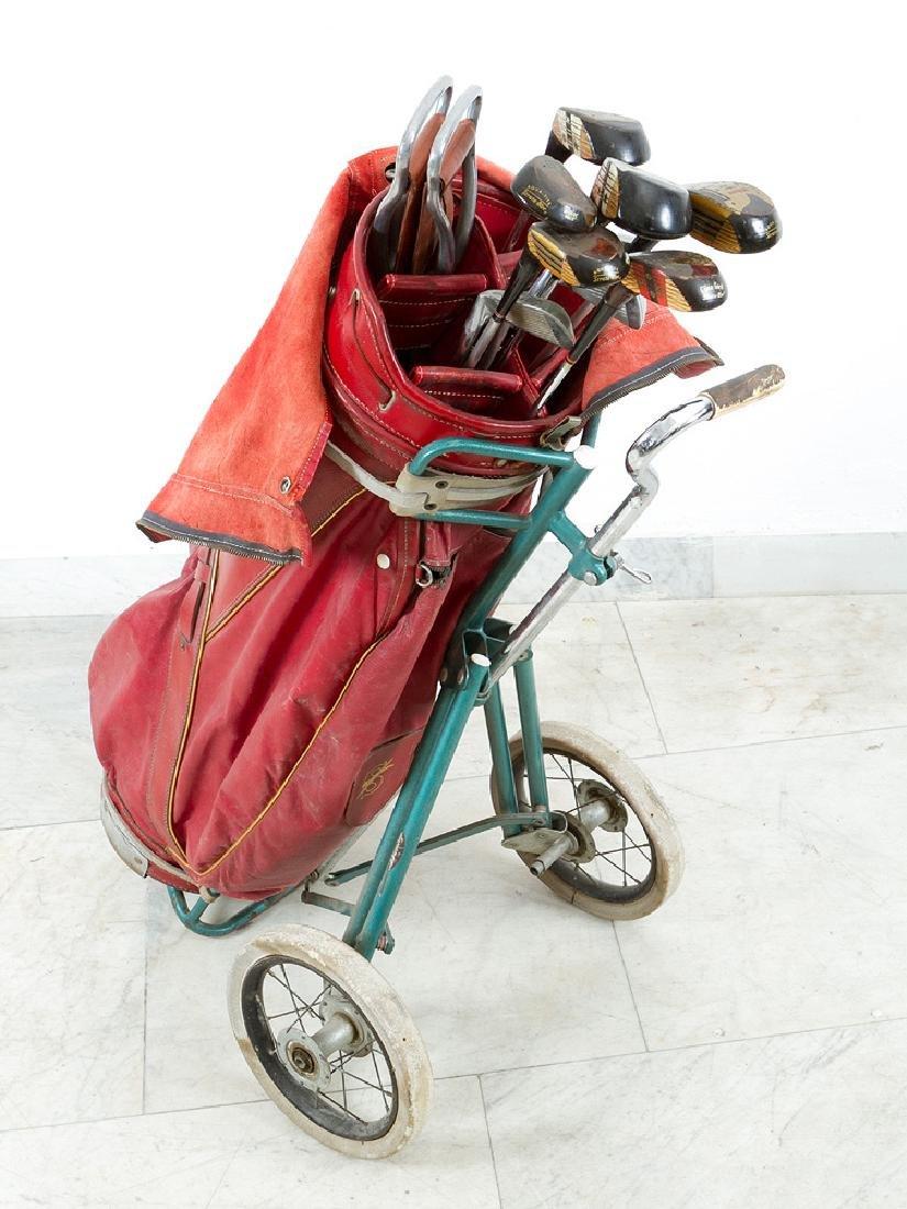 Slazenger-Golf Trolley - 2
