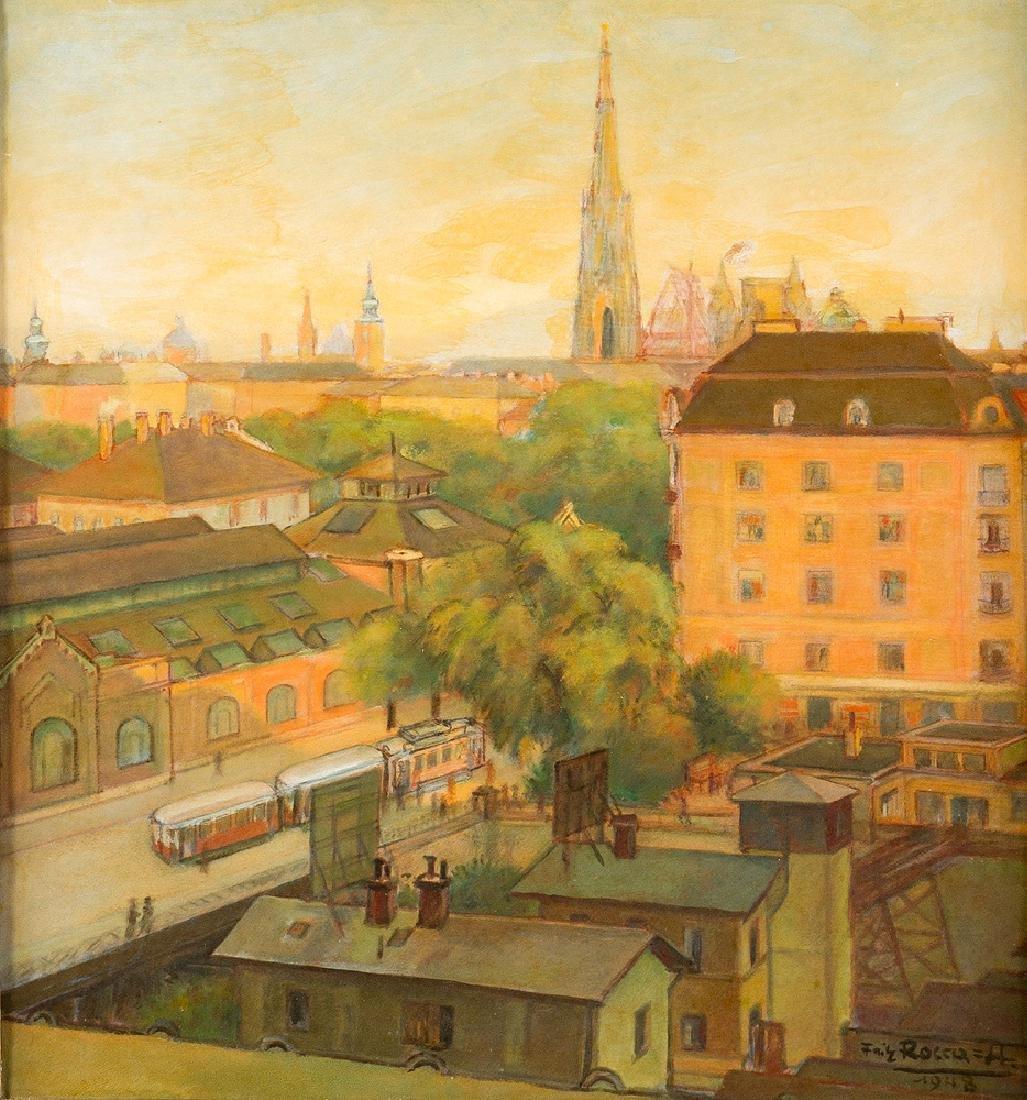 Fritz Rocca-Humpoletz (1894-1971) - 2