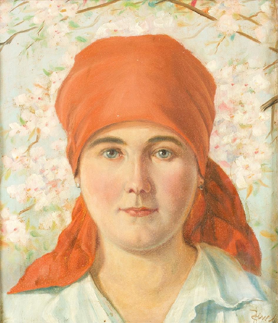 Josef Fenzl around 1920 - 2