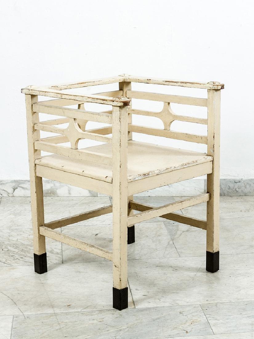 Six Vienna Sanatorium Chairs - 2