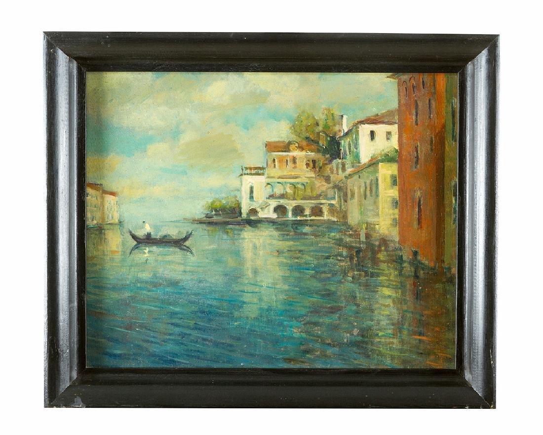 Cesare Vianello (1862-1953)-attributed