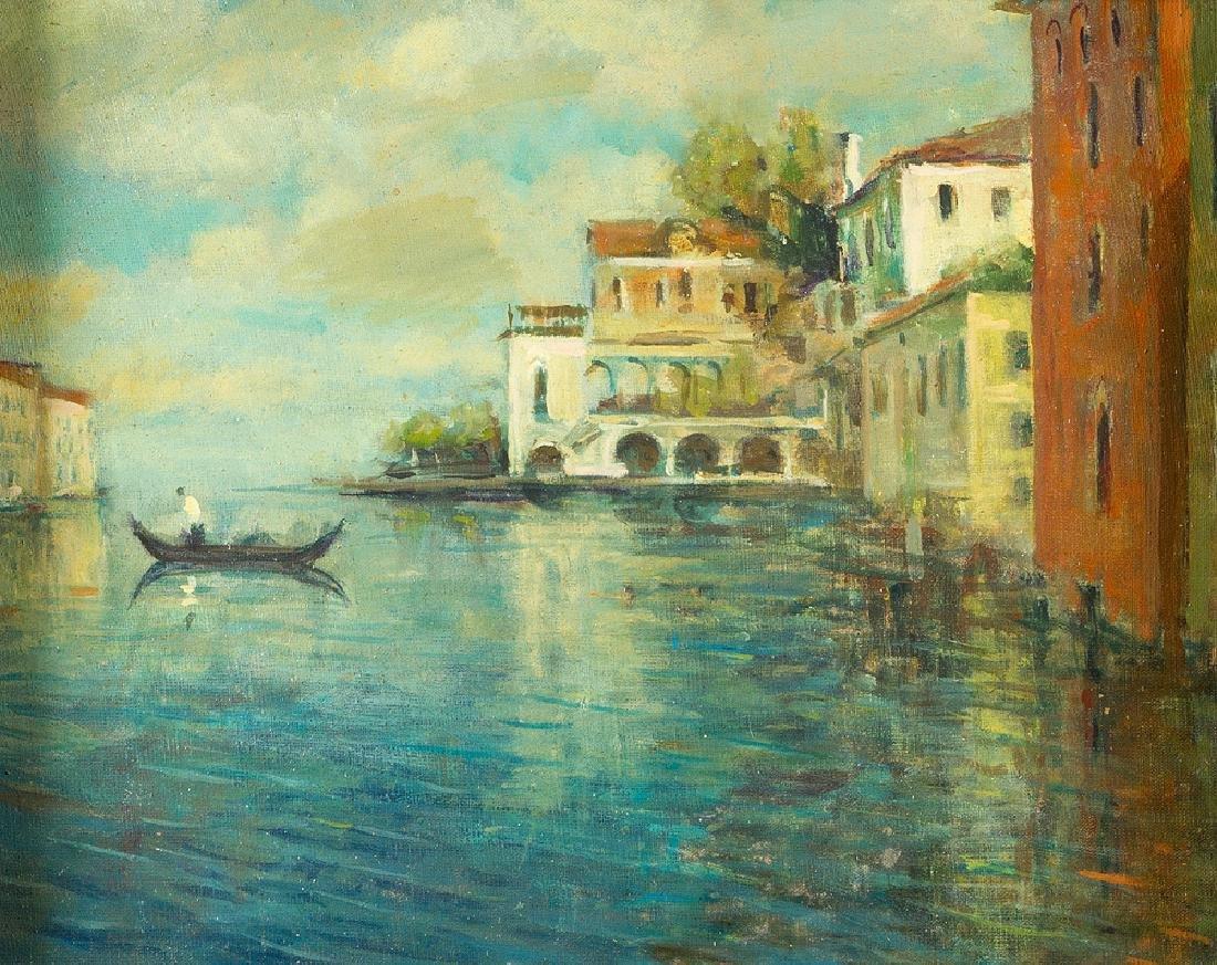 Cesare Vianello (1862-1953)-attributed - 2