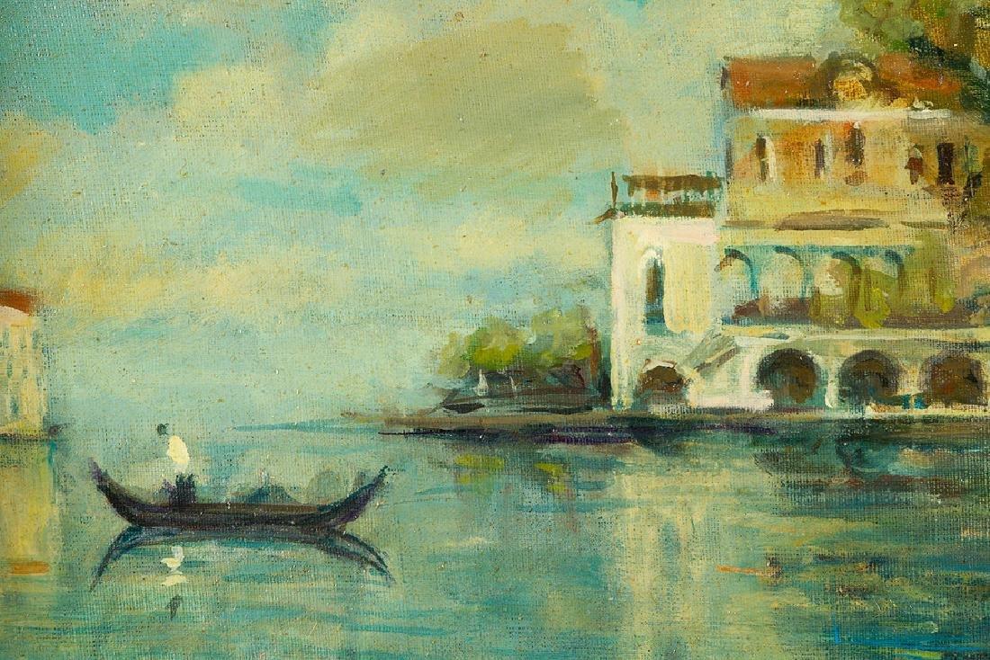 Cesare Vianello (1862-1953)-attributed - 3