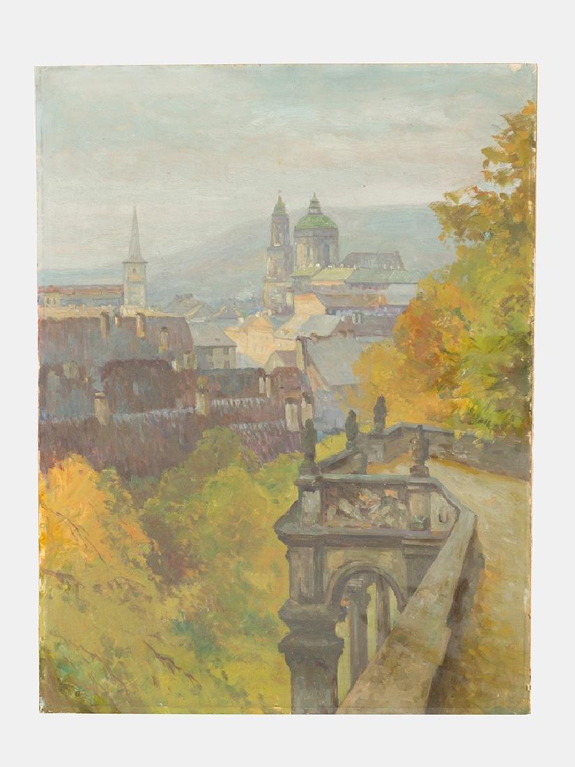 Heinrich Tomek (1863-1928)- attributed