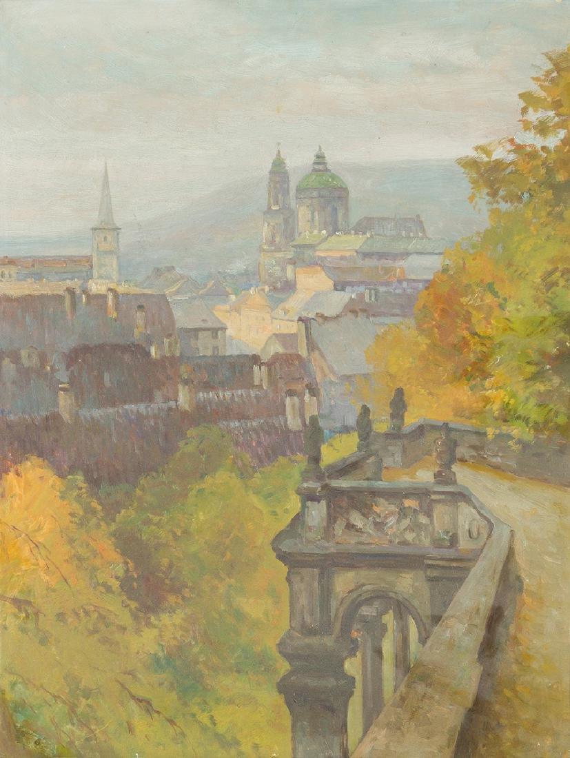 Heinrich Tomek (1863-1928)- attributed - 2