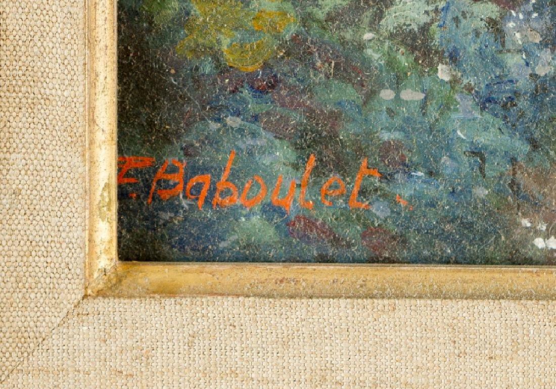 F. Baboulet Artist 20th Century - 3