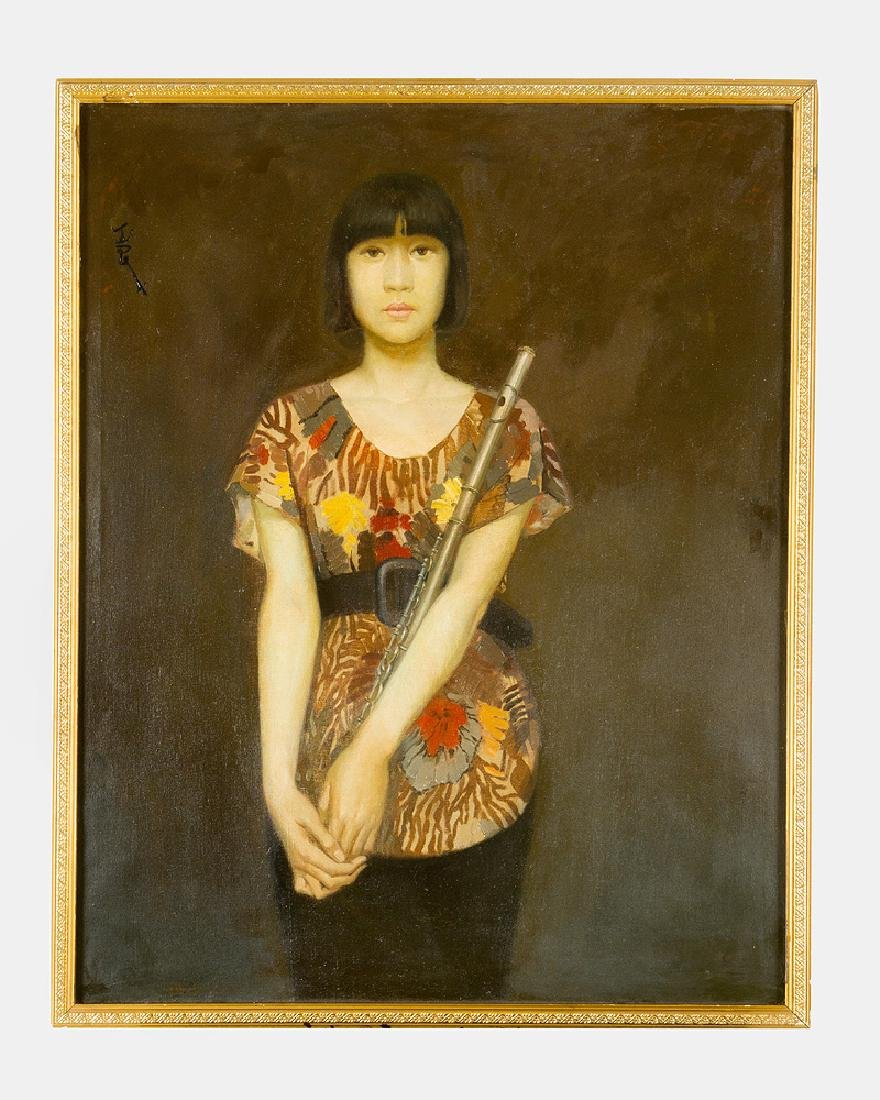Pan Yuliang (1895-1977)-attributed