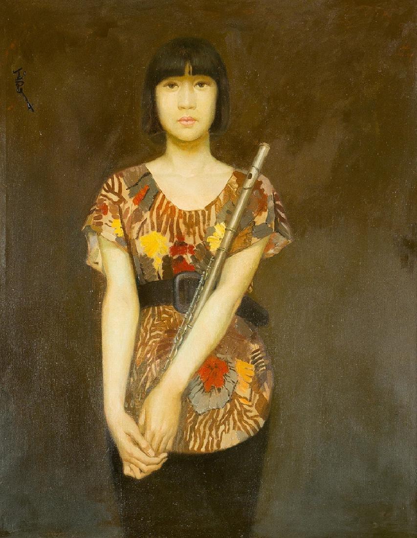 Pan Yuliang (1895-1977)-attributed - 2
