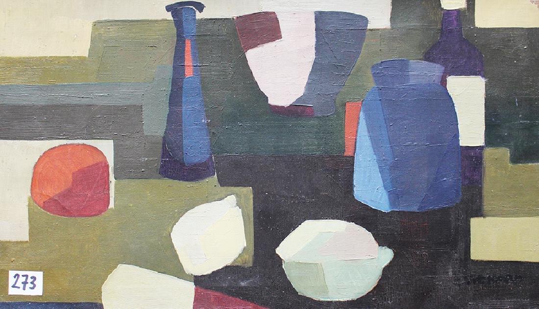Claude Venard (1913-1999) - 2