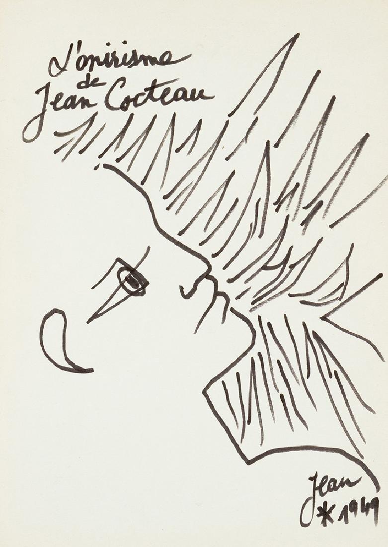 Jean Cocteau (1889-1963) - 2