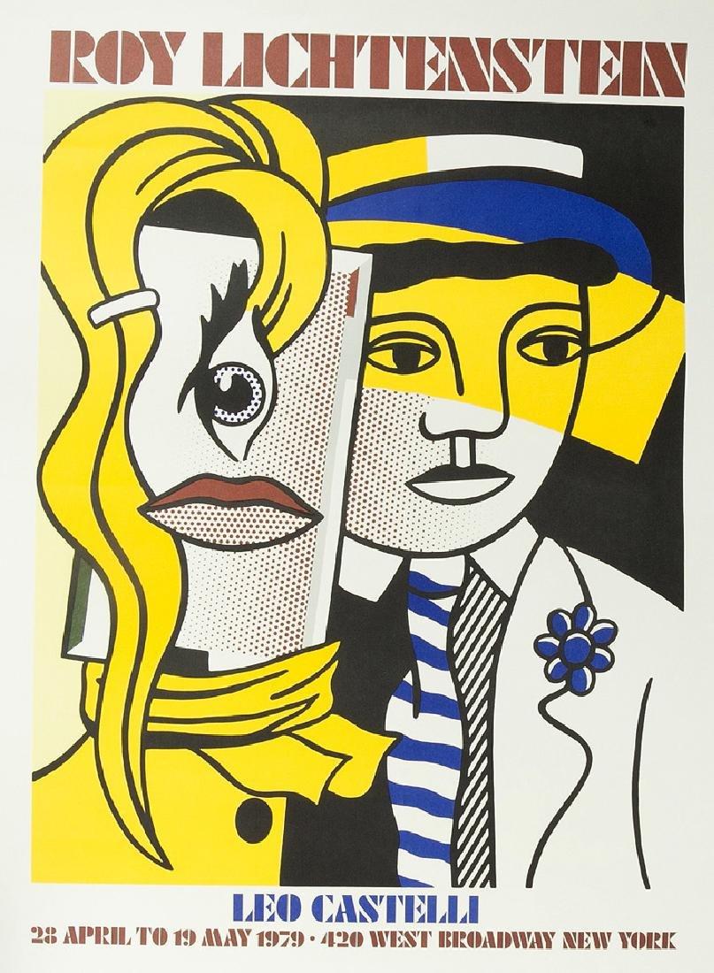 Roy Lichtenstein (1923-1997) - graphic - 2