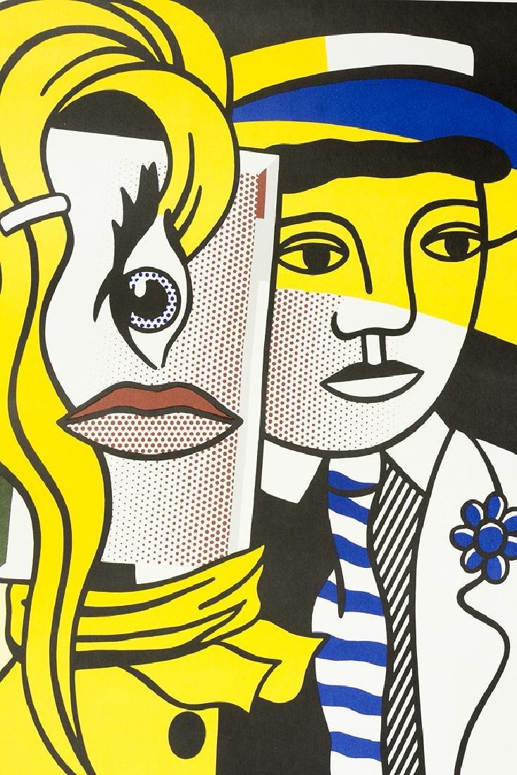 Roy Lichtenstein (1923-1997) - graphic - 3