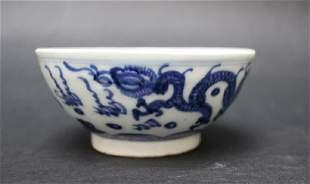 Asian Porcelain Cup