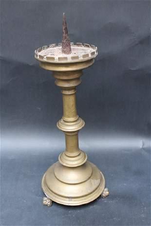 German candle holder