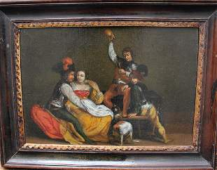 Jan van Bijlert 1598 1671 circle