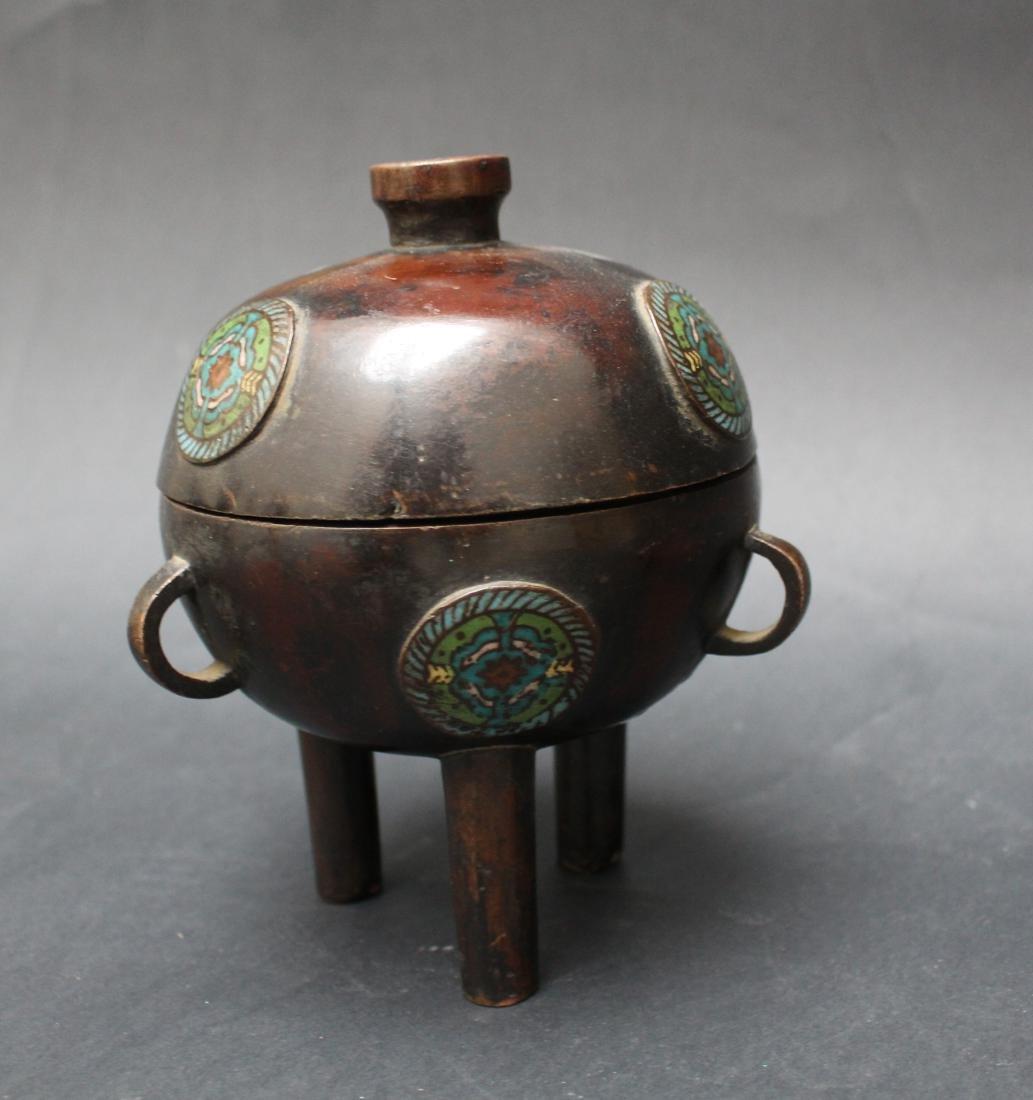 Chinese Bronze Pot