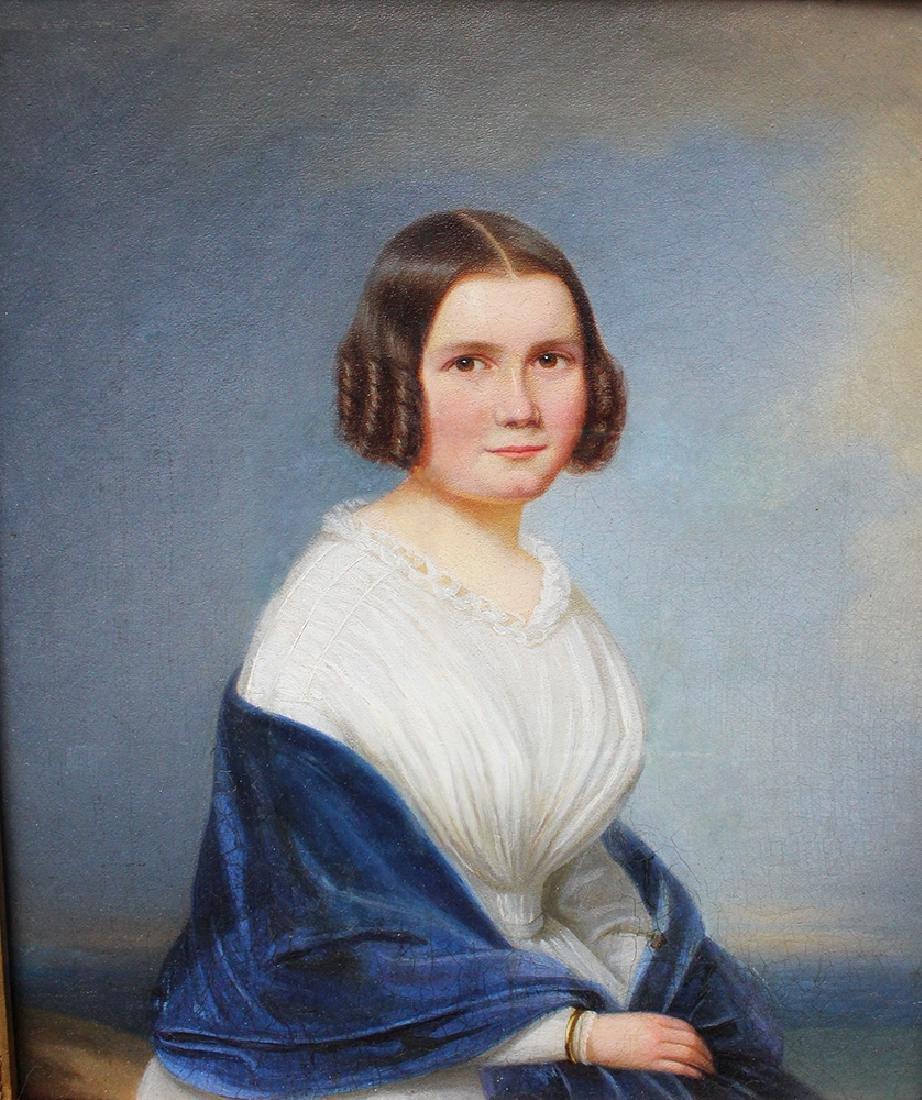 Franz Eybl (1806-1880) -attributed - 2