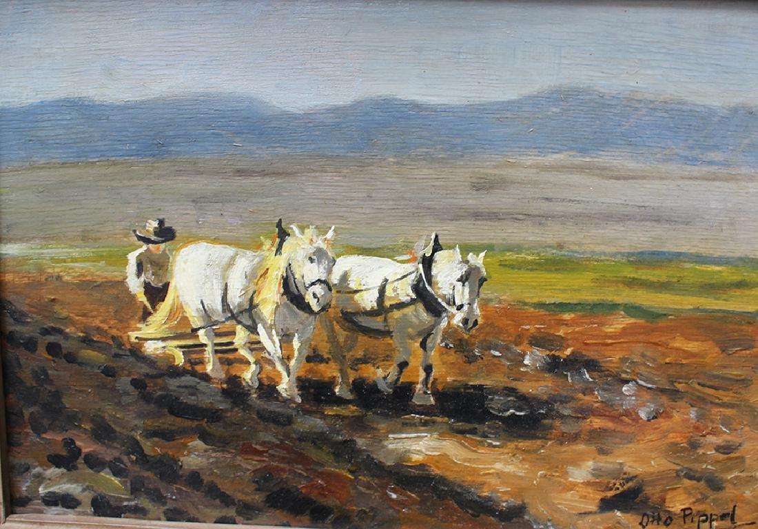 Otto Eduard Pippel (1878 -1960) - 2