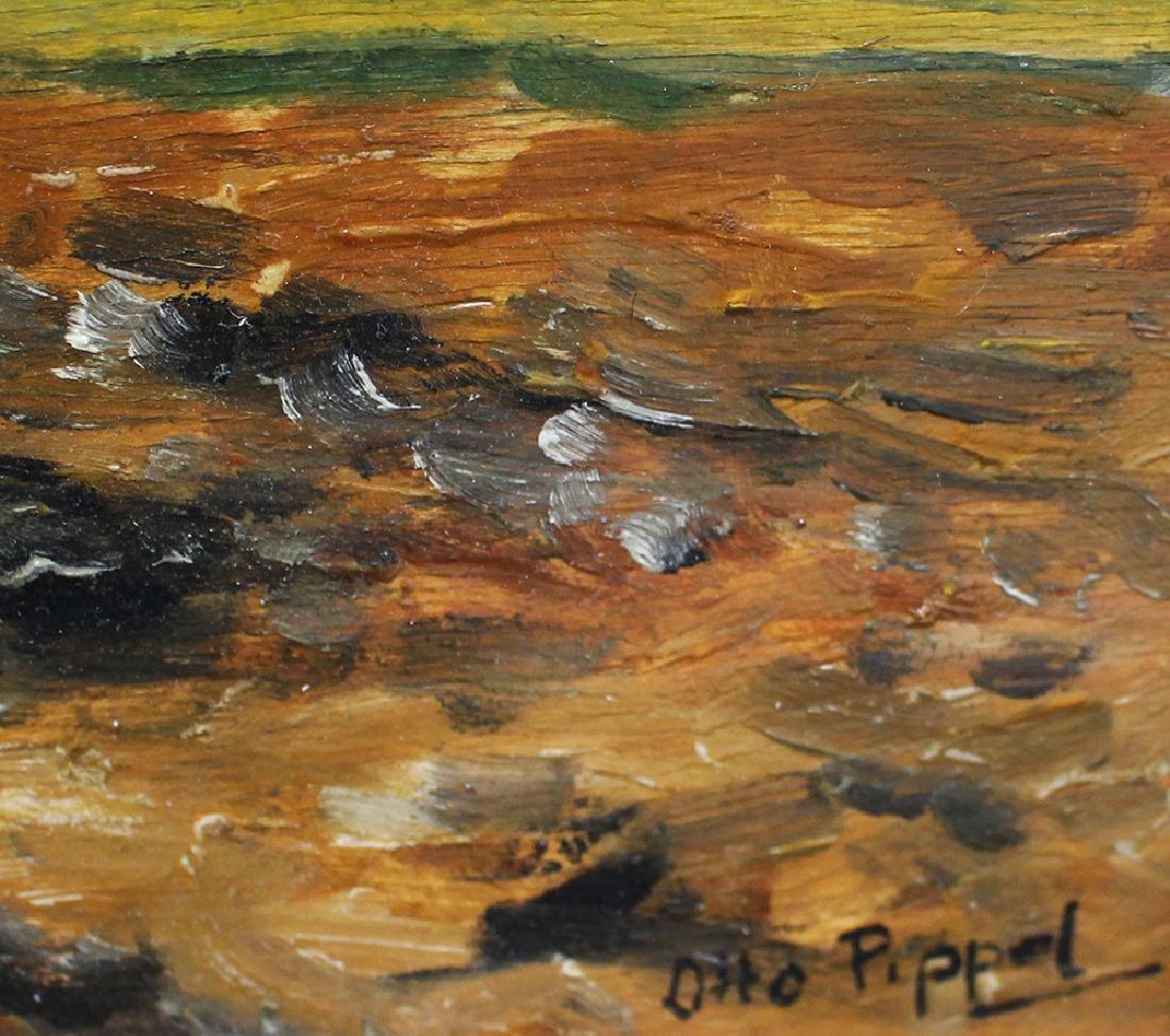 Otto Eduard Pippel (1878 -1960) - 3