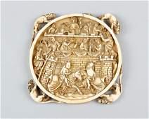 Medieval particular Ladies Mirror