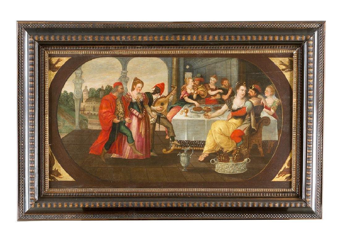 Lambert Sustris (1515-1584)-attributed,