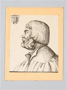 Albrecht Dürer (1471-1528)- Graphic