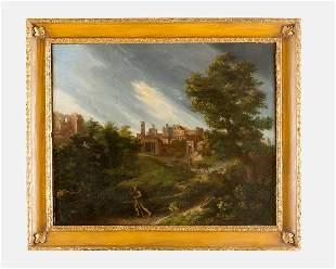 Gaspard Poussin 16151675circle