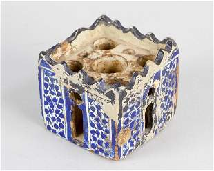 Spanish or NorthAfrican inkwell