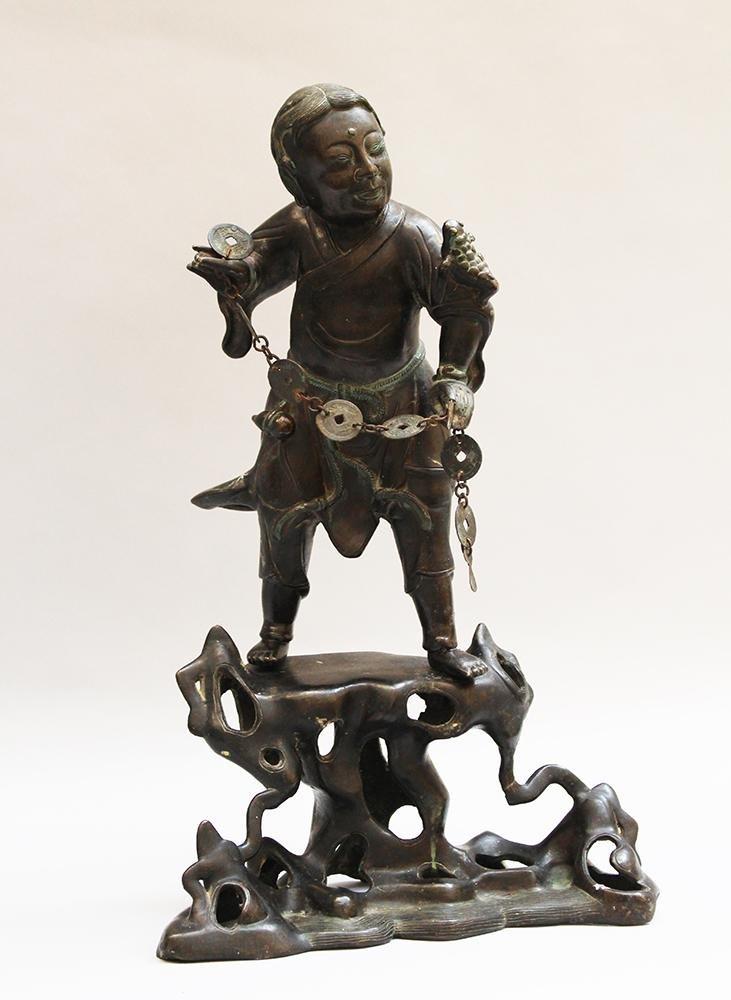 Asian Bronze Sculpture