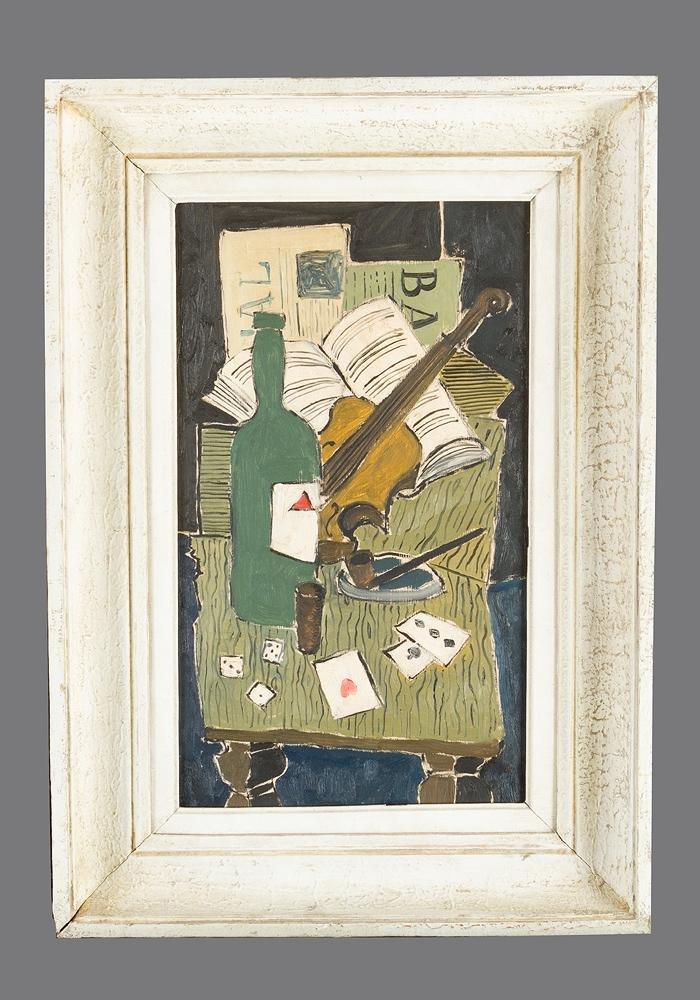 French artist first half 20th century
