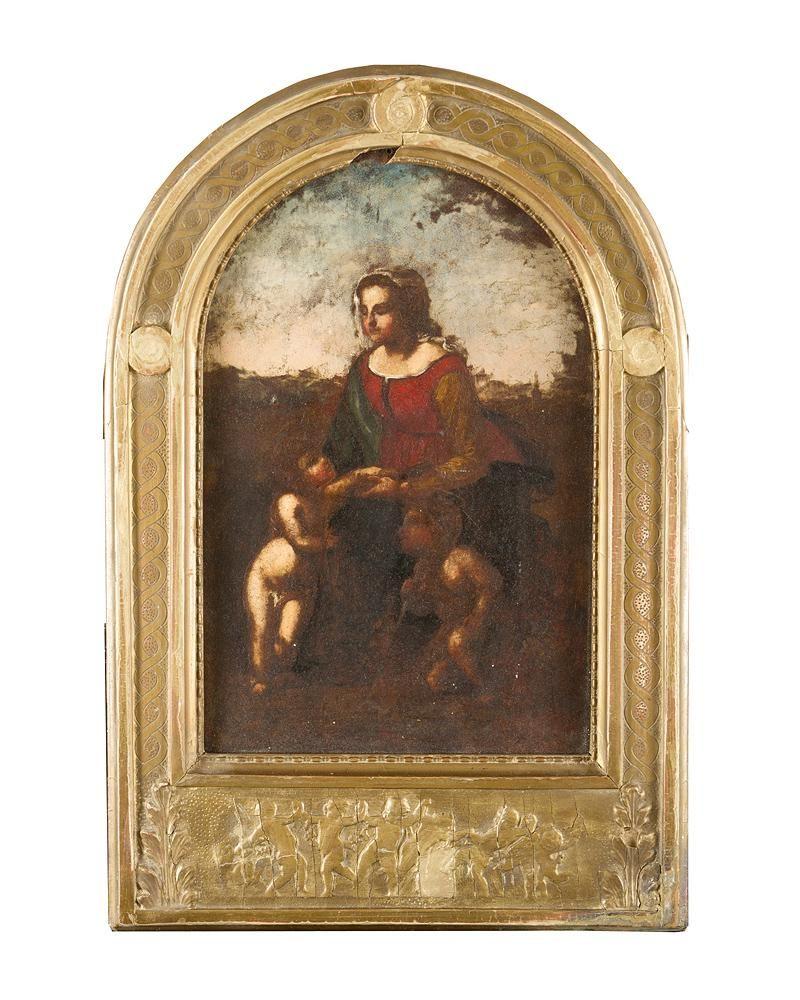 Raphael Sanzio (1483-1520)-after
