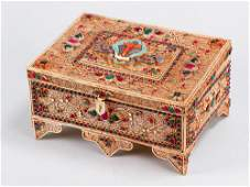 IndoChinese jewellery box