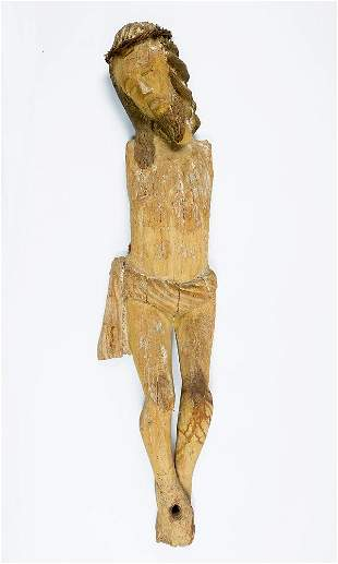Romanesque Corpus Christ