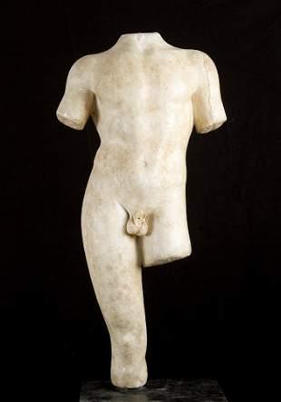 Roman Male Torso