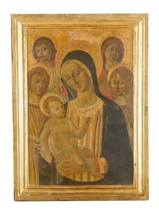 Franesco d Antonio (1393-1433)-school