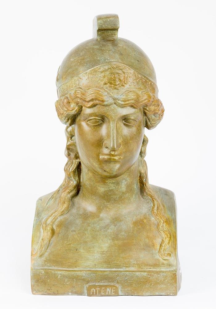 Pallas Athene Bust