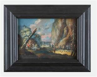 Johann Anton Eismann 16041698attributed