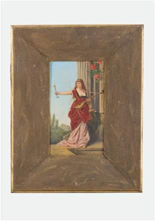 Lucius Rossi 18461913attributed