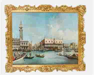 Giovanni Antonio Canal called Canaletto